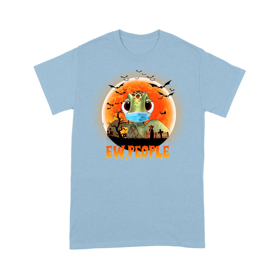 Halloween Squirt Turtle Ew People T Shirt