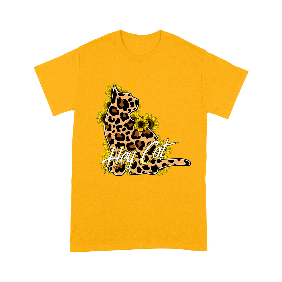 Hey Cat T Shirt Lovely