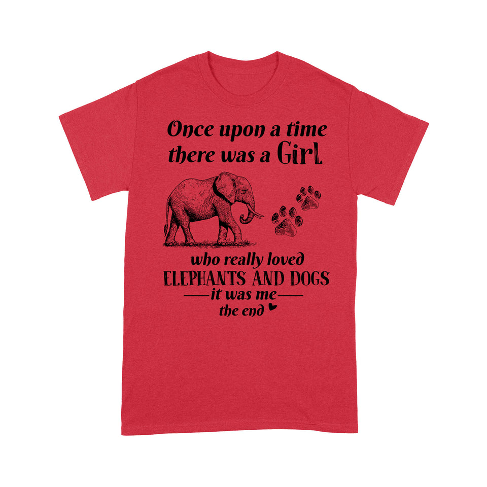 Once Upon A Time Elephant T Shirt