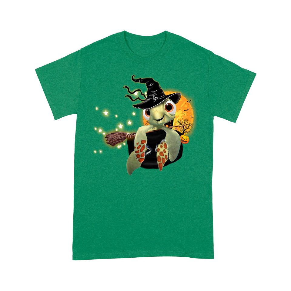 Halloween 3d Pocket Squirt Turtle Funny T Shirt