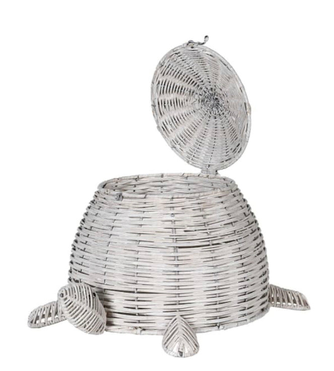 Rattan Turtle Basket