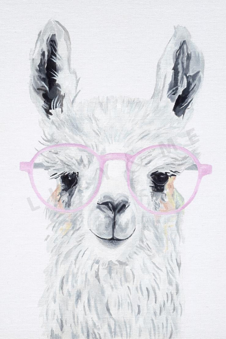 LOTTIE THE LLAMA