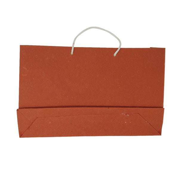 "Plantable seed paper bag 11""x17"""