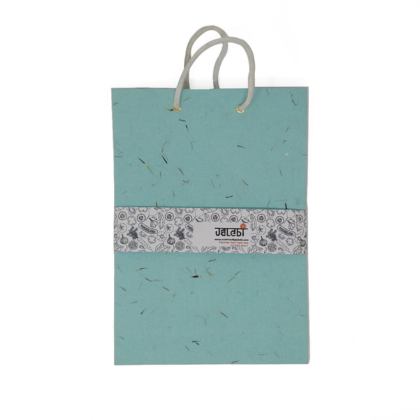 Plantable seed paper bag 11x8 In
