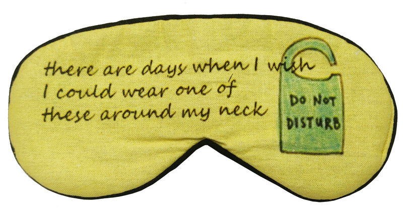 Do Not Disturb Eyemask