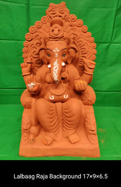Grow Me Plantable Ecofriendly - Lalbaugcha Raja Ganpati
