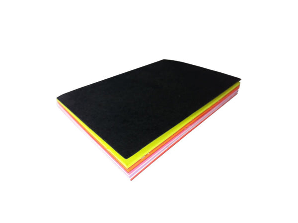 Plantable multicolour happy notebooks