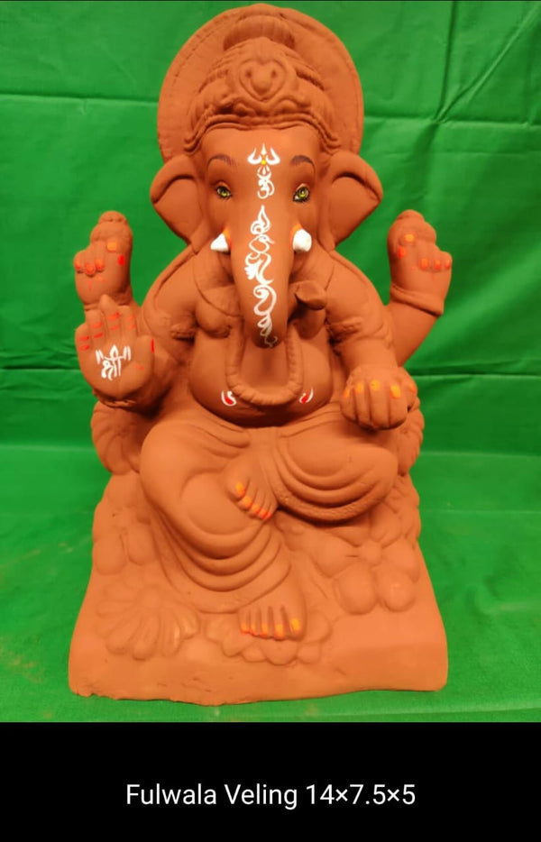 Grow Me Plantable Ecofriendly - Veling Ganpati