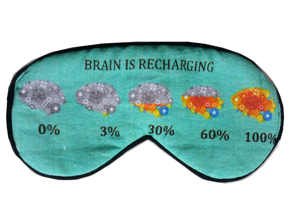 Brain is Recharging Eyemask