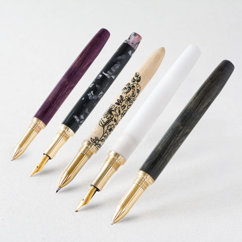 toms studio hand made pens