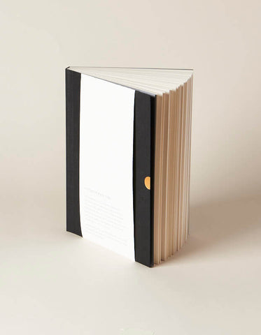 Mark + Fold - Notebook Mark One