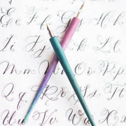 Flourish Calligraphy Pen - Straight