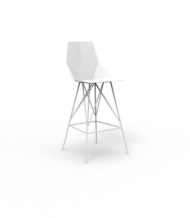 FAZ Bar Stool 50x51x111cm, Furniture - Molecule Design