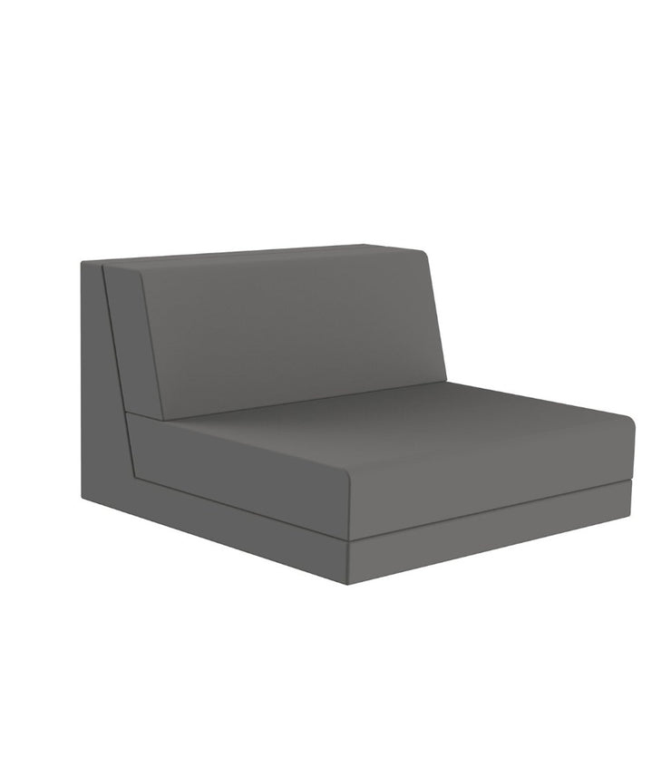Pixel Low Armless Central (sectional), [Molecule Design]