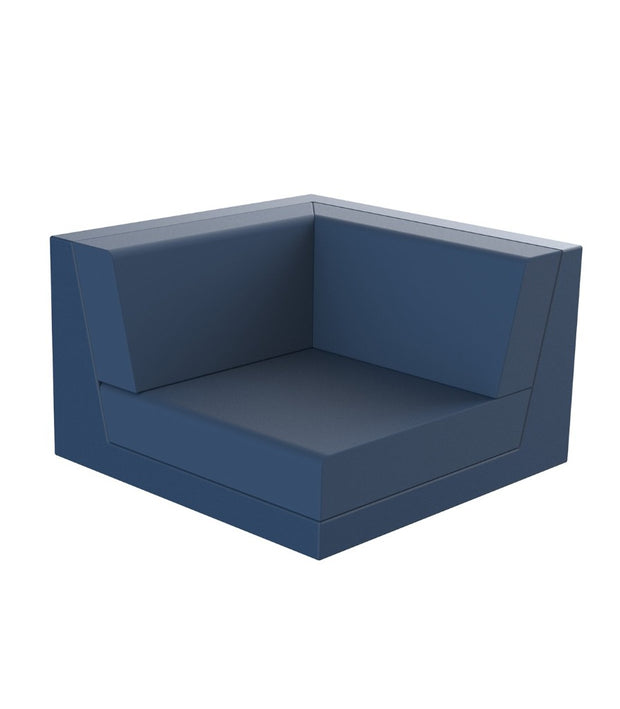 Pixel Ottoman Right (sectional), [Molecule Design]
