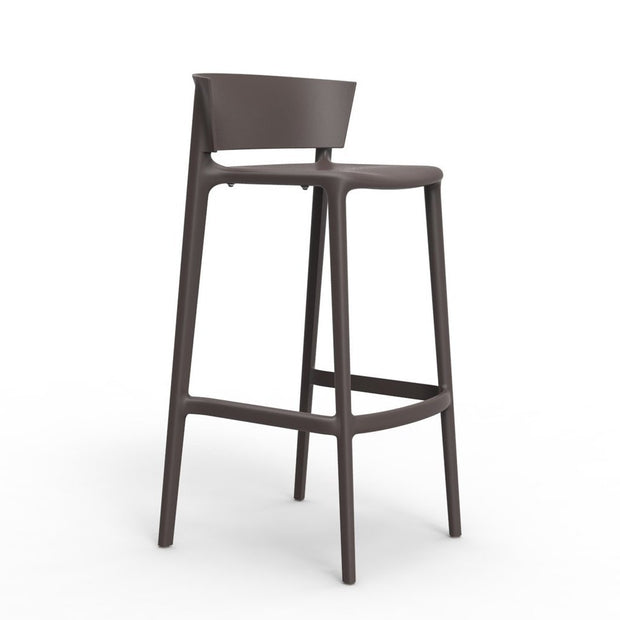 Africa Bar Stool (Set of Four) - Molecule Design-Online