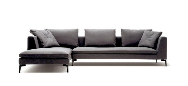 "Alison Plus Sofa 90"" Left or Right Arm, [Molecule Design]"