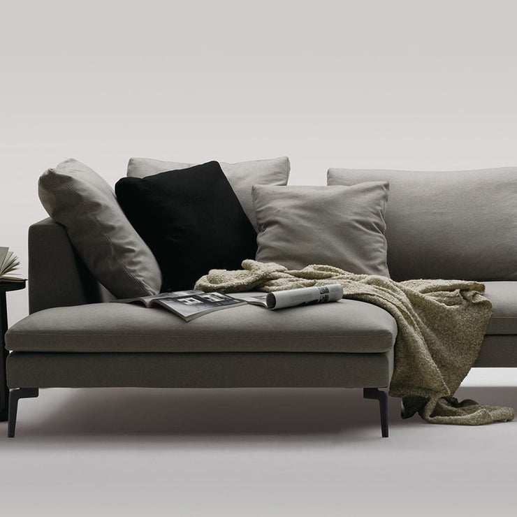 Alison Plus Sofa Chaise Left or Right Arm, [Molecule Design]