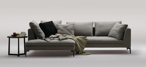 "Alison Plus Sofa 62"" Left or Right Arm, [Molecule Design]"