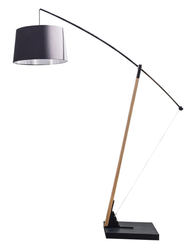 Archer Floor Lamp, [Molecule Design]