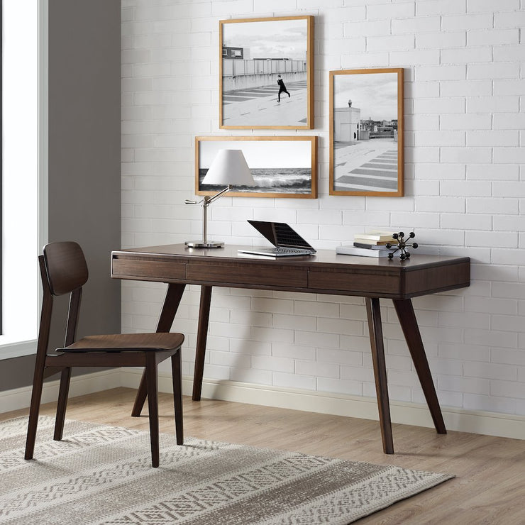 Currant Writing Desk, [Molecule Design]