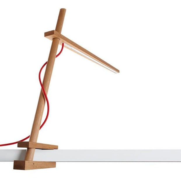 Clamp Table Lamp - Molecule Design-Online