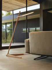 Clamp Floor Lamp - Molecule Design-Online