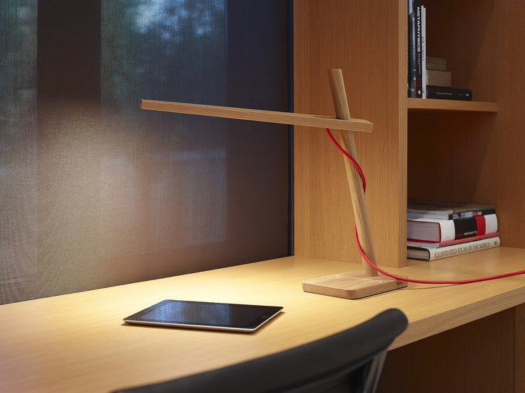Clamp Mini Table Lamp, [Molecule Design]