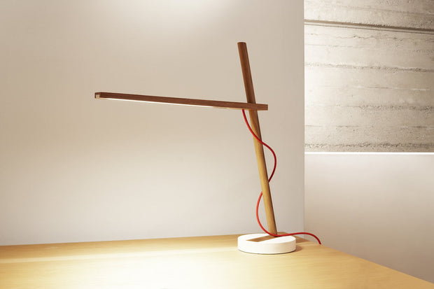 Clamp Freestanding Table Lamp - Molecule Design-Online