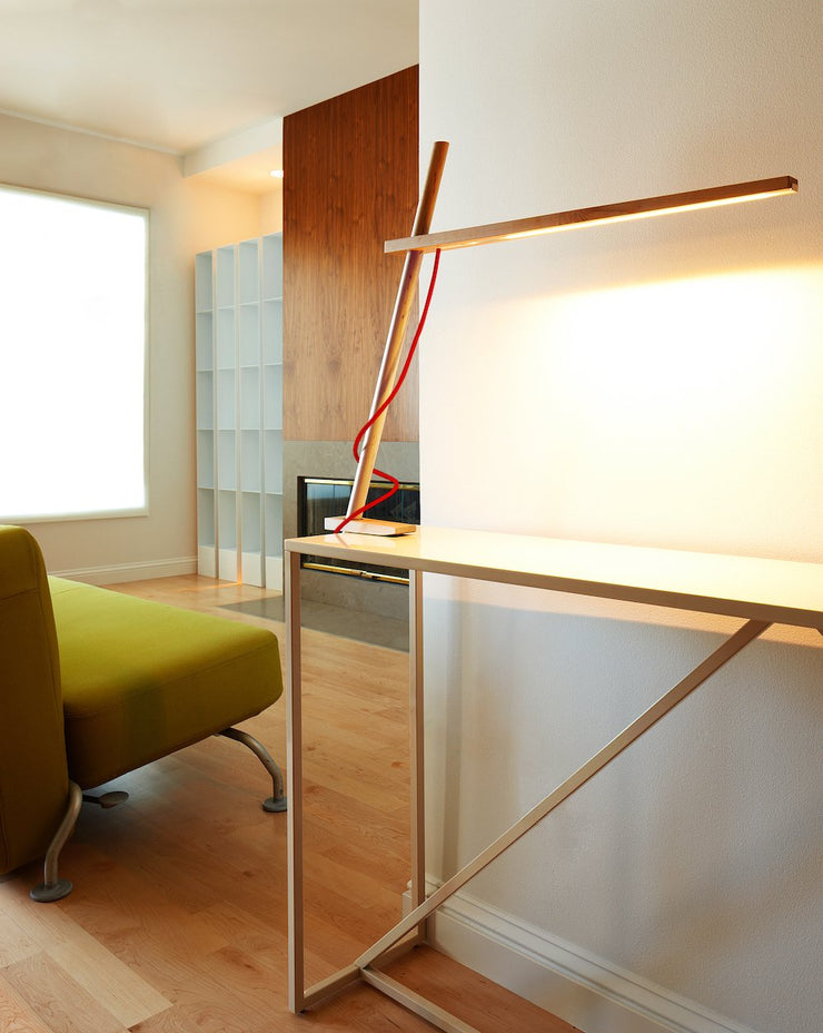 Clamp Table Lamp, [Molecule Design]