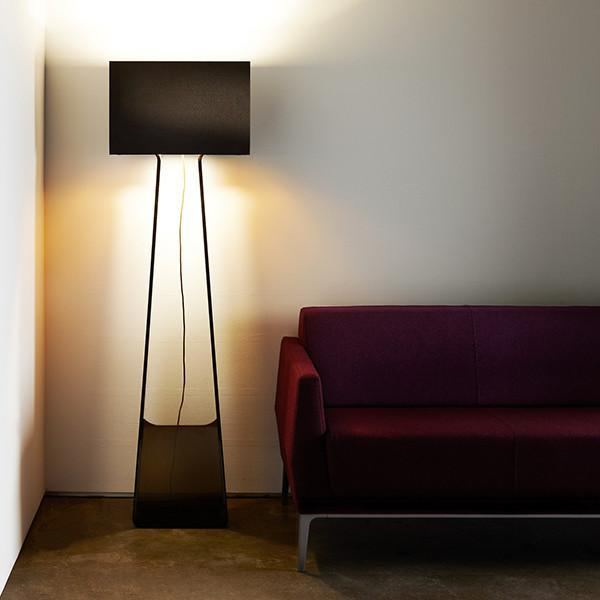 Tube Top Floor Lamp, [Molecule Design]