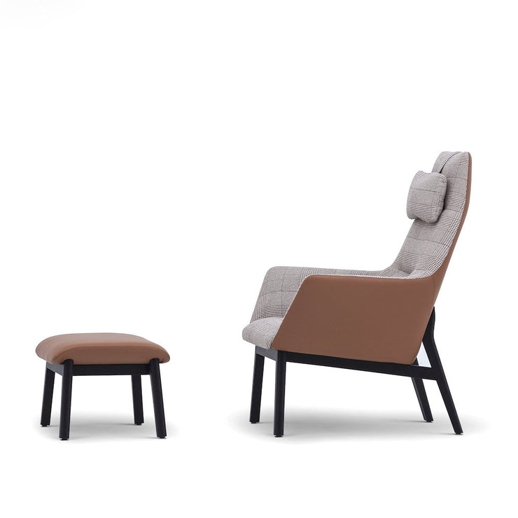 Qing Chair - High Back - Molecule Design-Online