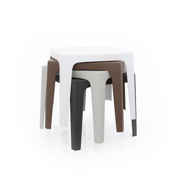 Solid Dining Table (Set of Four) - Molecule Design-Online