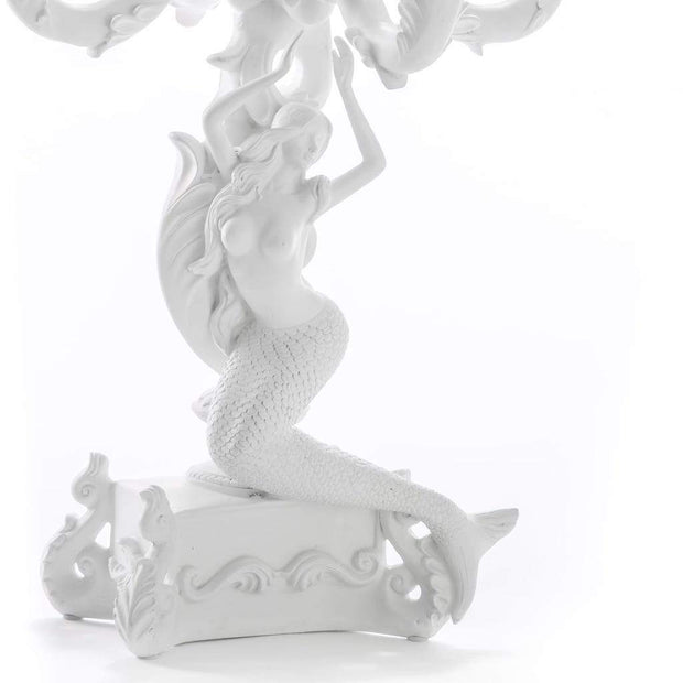 Burlesque - Mermaid Candle Holder - Molecule Design-Online
