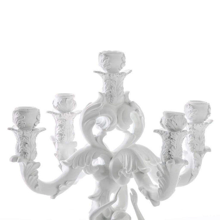 Burlesque - Mermaid Candle Holder, [Molecule Design]