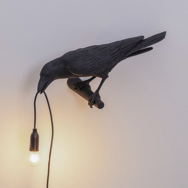 Bird Lamp, [Molecule Design]