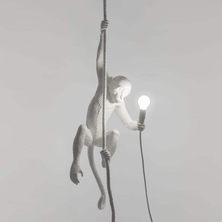 The Monkey Lamp Ceiling Version - Molecule Design-Online