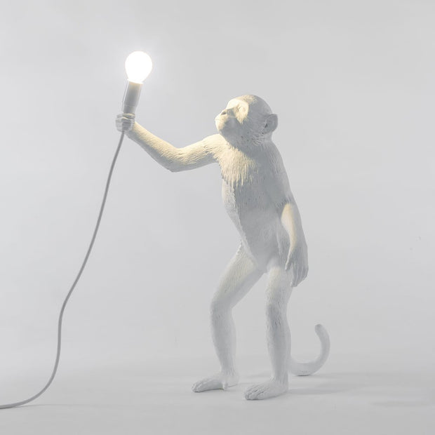 The Monkey Lamp Standing Version, [Molecule Design]