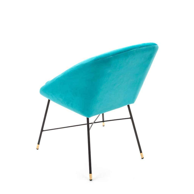 Toiletpaper - Drill Padded Chair, [Molecule Design]