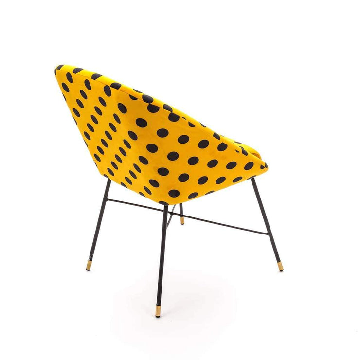 Toiletpaper - Shit Padded Chair - Molecule Design-Online