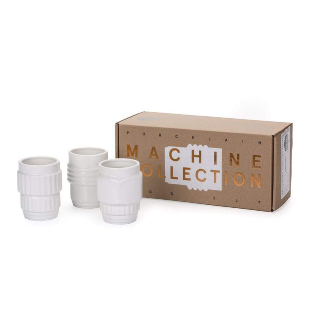 Machine Collection -  Mug Set, [Molecule Design]