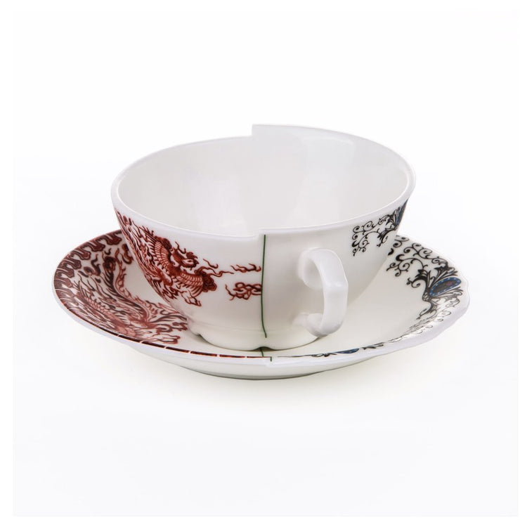 Hybrid Tea Cups, [Molecule Design]