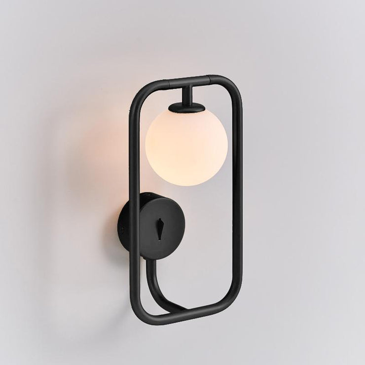 Sircle Wall Lamp, [Molecule Design]