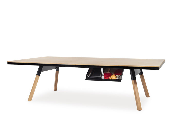 You and Me - Standard Ping-Pong or Dining Table, [Molecule Design]