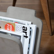 Low Tech - Doc Magazine Rack - Molecule Design-Online