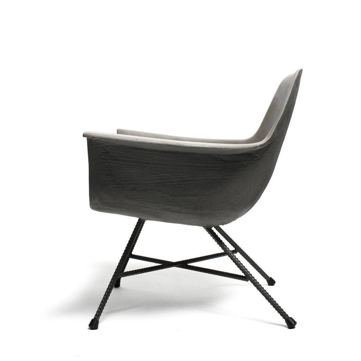Hauteville - Low Armchair - Lounge, [Molecule Design]