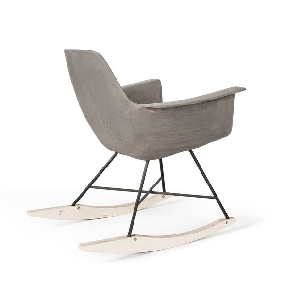 Hauteville Rocking Chair, Furniture - Molecule Design