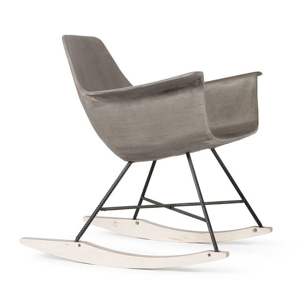 Hauteville Rocking Chair, [Molecule Design]