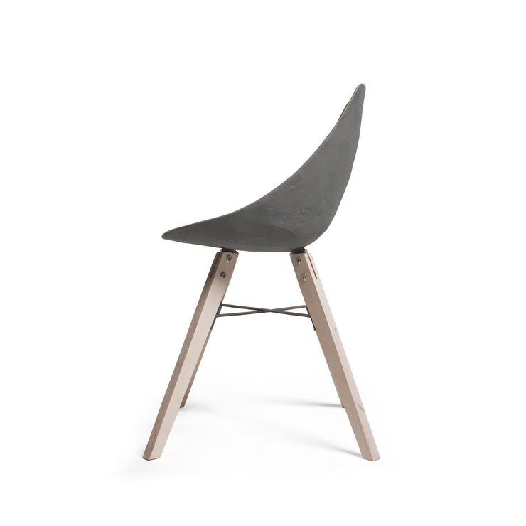 Hauteville with Plywood Dining Chair, [Molecule Design]