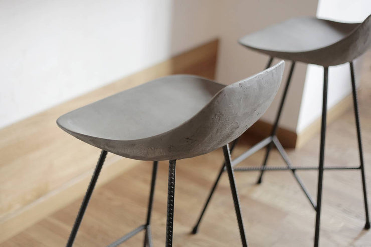 Hauteville - Counter Chair, [Molecule Design]